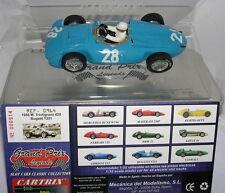 Cartrix 0964 Bugatti T251 #28 1956 M.Trintignant Edition Limitée MB