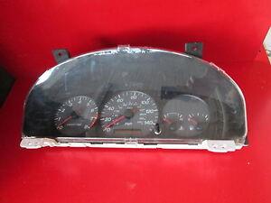 00 Mazda 626 Speedo Meter Cluster OEM