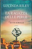 LIBRO • Lucinda Riley La Ragazza delle Perle ITALIANO 2019 COPERTINA FLESSIBILE