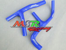 Silicone Radiator Hose For Suzuki Drz400E Dr-Z400E 2000-02 01 00 Blue