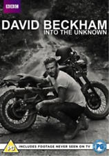 David Beckham Into the Unknown  (UK IMPORT)  DVD NEW