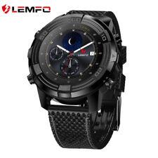 LEMFO LEM6 Smartwatch Armband Pulsuhr SIM GPS WiFi Kompass Wasserdicht Uhr