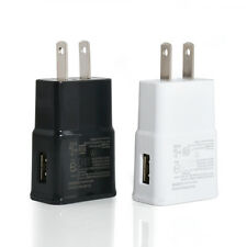5V 2A 1/2/3-Port USB Wall Adapter Charger US Plug For Samsung S5 S6 iPhone