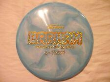 Discraft Tim Barham Swirly Z Buzzz Ss Blue Disc Golf Midrange - 180g