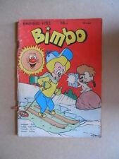 BIMBO n°83 1961 - Fumetto Comics  francese [G391] Mediocre