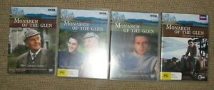 Monarch of the Glen - Series 1-4 DVD (x discs) - VGC