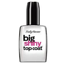 Sally Hansen Treatment Big Shiny Top Coat 0.4 oz (Pack of 2)