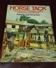 Horse tack: The complete equipment guide for riding and driving