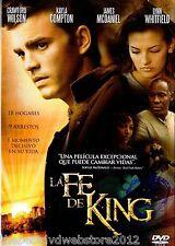 La Fe De King (King's Faith) DVD [PG-13  |  108 min  |  Drama  | Eng&Spa audio