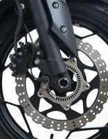 R&G Racing Fork Protectors for the Kawasaki Ninja 300 2012-2018 FP0128BK BLACK