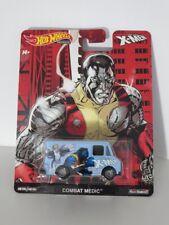 Hot Wheels 1:64 Pop Culture X-Men - Combat Medic Brand new