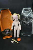 Squeak Living Dead Dolls LDD Opened Coffin Box 2005 Series 16 Complete