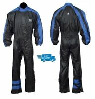 Rain Suit 1 Piece Suit Motorcycle Motorbike Waterproof One Piece Suit BW