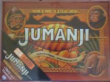 Jumanji Version Deluxe in Wood Game Table by Editrice Giochi Italian