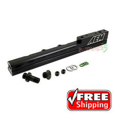 AEM High Volume Fuel Rail Fit Kits Honda Civic Del Sol Acura B16a B18c B16b B20b