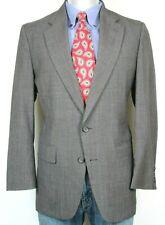 Oliver Hunt Sport Coat Men's Size 40 R Gray (S1)