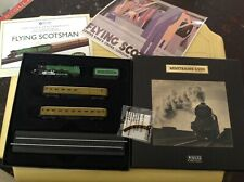 Boxed Atlas Editions/De Agostini MiniTrains 1/220;The Flying Scotsman/Locomotive