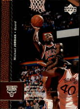 Michael Jordan #16 Upper Deck 1996/97 NBA Basketball Card