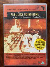 Feel Like Going Home DVD 2003 Martin Scorsese Blues Docuentary Movie Film