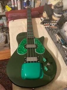 Gretsch G2220 Electromatic Junior Jet Bass II Short Scale Torino Green Custom!!