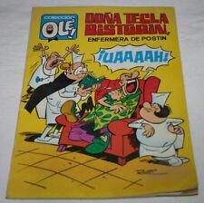 DOÑA TECLA BISTURIN - COLECCION OLE Nº 17 - AÑO 1981, COMIC VINTAGE TEBEO