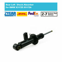 Rear Left Shock Absorber Fit BMW X3 F25 xDrive28i X4 F26 xDrive20i EDC 2011-2017
