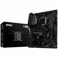 MSI MPG Z390 GAMING PRO CARBON AC Intel LGA1151 Z390 Motherboard ATX RAID LAN
