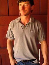 ECKO Gray 100% Cotton Size XL Polo Shirt