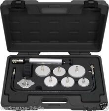 KS Tools kühlsystem-prüfgerät CAMION PER DIAGNOSI DI leckagen 9 pz. 455.0110