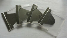 4 Mobile Fidelity DCC MFSL Replacement Lift Lock Clear Jewel Cases Like New