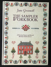 The Sampler Workbook: A Practical Source and Record Book for Embroiderers, Green