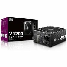 Cooler Master V1200 Platinum 1200W Pc Power Supply Unit 80Plus Platinum 7 Years