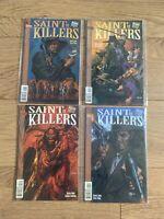 Saint of Killers #1-4 Preacher Special DC Vertigo Comics Full Set Issues 1,2,3,4