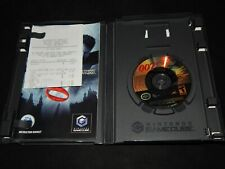James Bond 007: Everything or Nothing Nintendo GameCube Video Game Complete