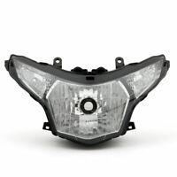 LED Gruppo ottico faro fanale anteriore Per Honda CBR250R 2011-2012 Chiaro