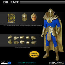 MEZCO TOYS THE ONE:12 DC Comics Doctor Fate 1/12th 6″ Figure New Toys In Stock