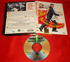 ARSENICO E VECCHI MERLETTI (Cary Grant) di Frank Capra - Dvd SNAPPER USATO - E2