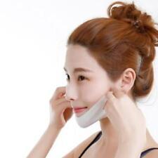 4D Women Face Lift Up Chin Cheek Slimming Anti Wrinkle Mask Thin Belt Strap-
