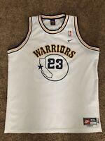 Golden State Warriors - Jason Richardson #23 - SWINGMAN JERSEY -Rewind 75 NIKE