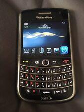 BLACKBERRY TOUR 9630 ~ w/ Box, Software, Earphones ~ GSM ~ RCF71CW ~ UNLOCKED