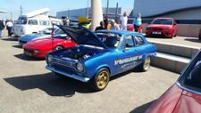 FORD ESCORT MK1 COSWORTH 500BHP RS focus SWAP WHY?MODIFIED DRIFT SWAP bentley R8