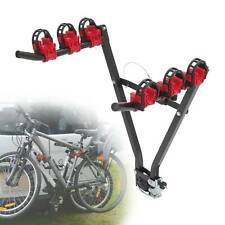 Bike Racks 45kg 3 Bike Carrier Car Back Mount Bicycle Rack Trunk SUV Universal