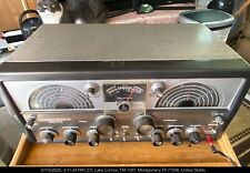 WORKING TESTED HALLICRAFTERS SX-100 RADIO RECEIVER HAM AMATEUR ALL BAND NICE!!!