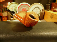 Poul Winslow  handmade -  Estate Pfeife - smoking pipe - pipa- RAUCHFERTIG!
