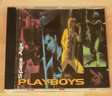 SPACE AGE PLAYBOYS 'NEW ROCK UNDERGROUND' - CD ALBUM - WARRIOR SOUL