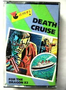 61290 Death Cruise - Dragon 32 (1983) VGB 4001