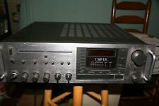 CARVER MAGNETIC FIELD AMPLIFIER / RECEIVER MXR-130 FOR PARTS OR REPAIR