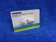 FACTORY CARD 4 Tycopro Rear Tires White Boots RTV Silicone BUY IT NOW FREE SHIP!