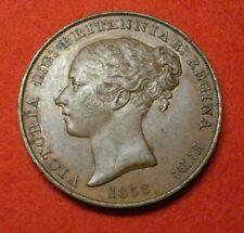 More details for jersey 1/13th shilling 1858 ef