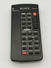 Genuine Sony RMT-811 Remote Control For DCR VX-2000 Digital Video Camcorder